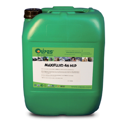 Aceite Hidráulico Olipes MaxiFluid 46 HLP – 20L