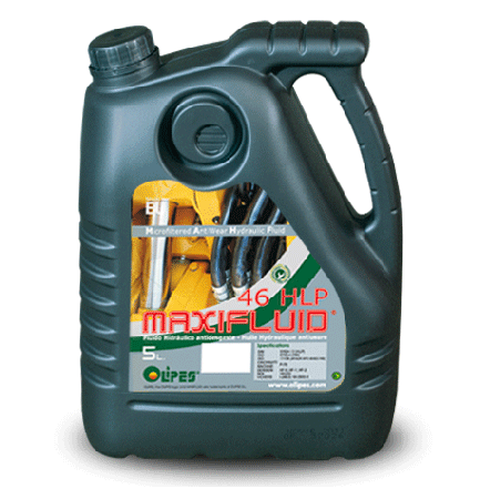 Aceite Hidráulico Olipes MaxiFluid 46 HLP – 5L