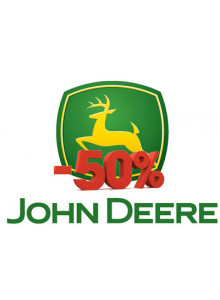 ABRAZADERA TUBO DE ESCAPE JOHN DEERE AT32239