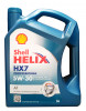 Aceite 5W30 Shell Helix HX7 Pro AF 5L